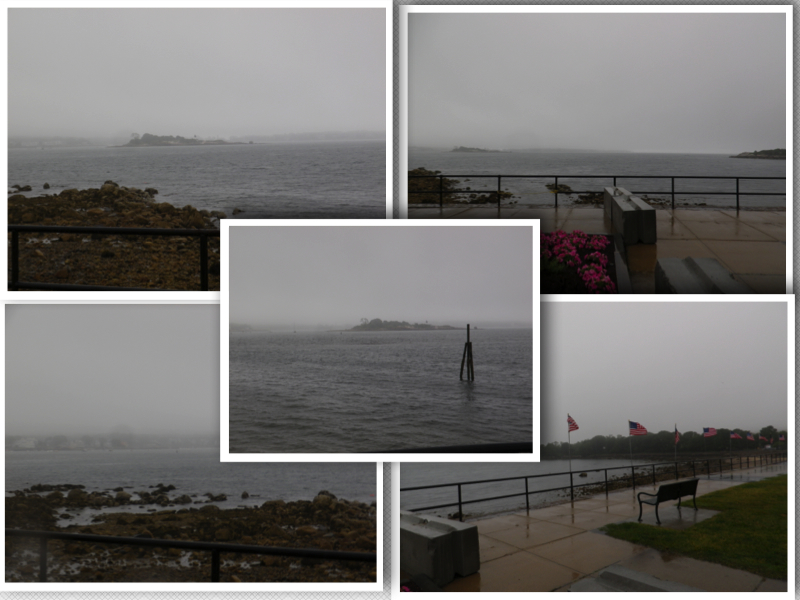 Gloucester Coast Collage